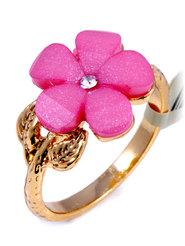 """Кольцо гладкое """"Розовый рай"""""""